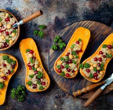 5 Ideas for a Healthier Thanksgiving Dinner